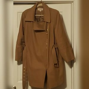 Michael Kors Asymmetric Coat
